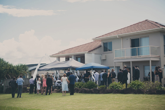 venue - lennox head wedding photography