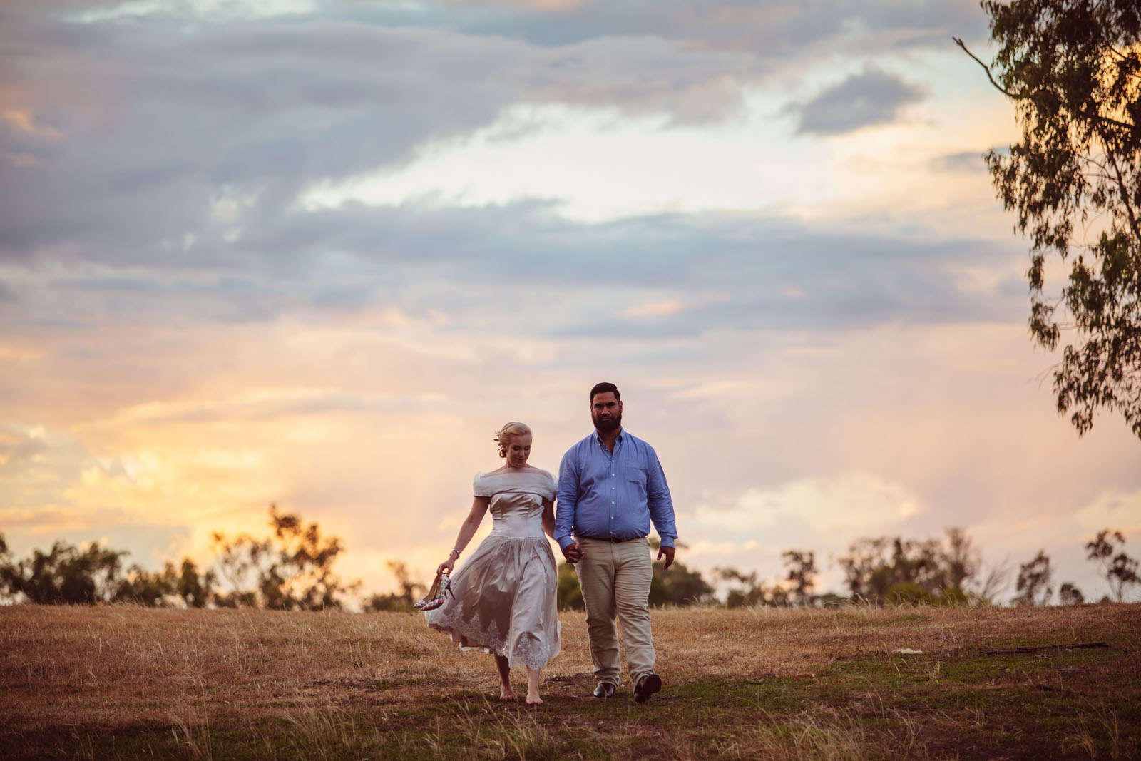 Josh and Susannah – A Country Queensland Wedding