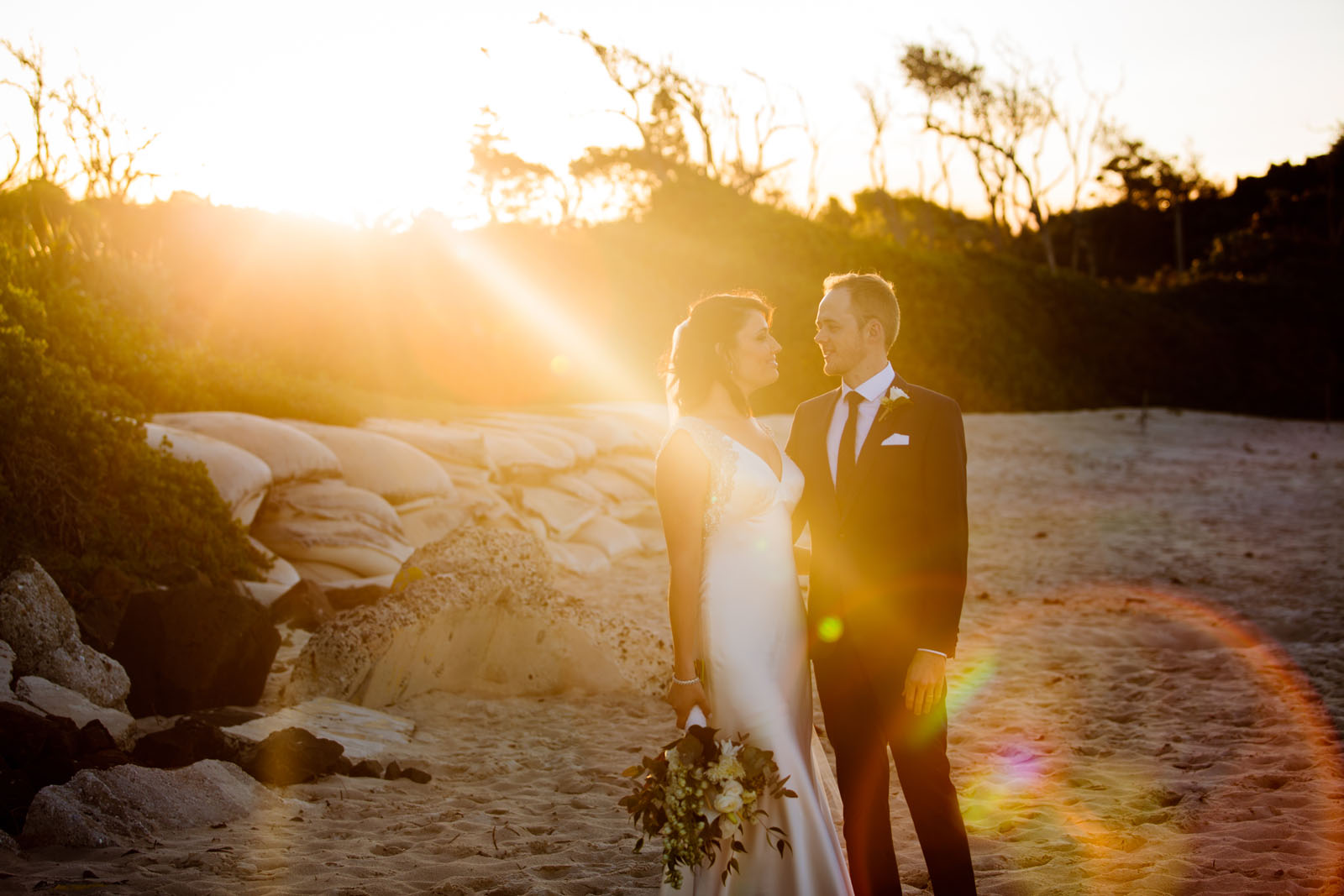 Bill and Liz – Byron Bay Wedding Photographer