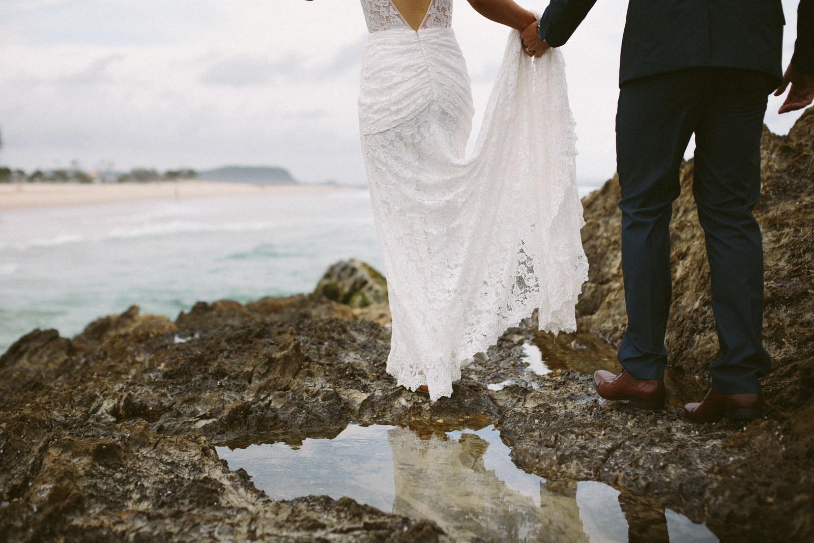 Guy and Charney – Currumbin Wedding Photography